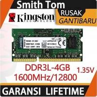 Ram laptop Kingston SODIMM 4GB DDR3L 12800/ DDR3L-1600 4G sodim