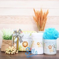 Souvenir baby one month.Hampers baby born.Baby gift