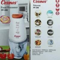 blender serbaguna penggiling daging Cooper food processor FP300 cosmos