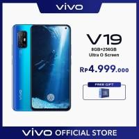Vivo V19 [8/256] RAM 8GB ROM 256GB Arctic Blue