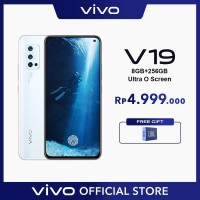 Vivo V19 [8/256] RAM 8GB ROM 256GB Crystal White