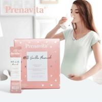 PRENAVITA Vanilla Flavoured Powder Drink - Minuman Nutrisi Ibu Hamil