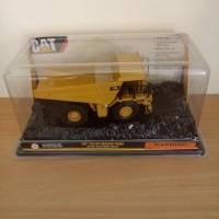 Miniatur Diecast Alat Berat CAT 775E OFF HIGHWAY TRUCK