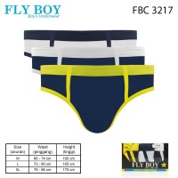 Flyboy Boys Briefs Summer Color FBC 3217
