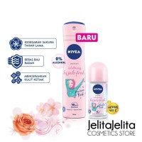 NIVEA Hijab Fresh Deodorant Roll On / Deodorant Spray 48 Hours