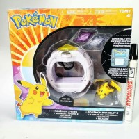 mainan action figure pokemon z ring yellow compatible with nintedo 3ds