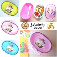 Lunch Club Lunch Box / Kotak Bekal / Kotak Makan Siang