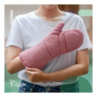 Oven Glove Dusty Pink