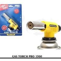 Gas Torch Pemantik Api Pematik Alat Bakar Blow Torch Flame Gun PRO1300