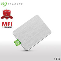 Seagate Ultra Touch SSD 1TB USB3.0 SSD Eksternal