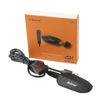 Mirascreen K6 Wireless HDMI Receiver Dongle Anycast Mirroring Airplay