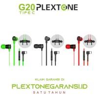 PLEXTONE G20 Type C In-Ear Earphone Headset Gaming With Microphone
