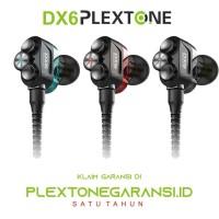 PLEXTONE DX6 Earphone Headset Gaming Hybrid Drivers With Mic