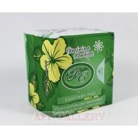 Pembalut Herbal Avail Pantyliner Pentilener ( Hijau ) Panty