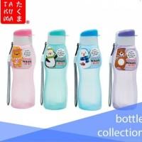 Botol Minum Flip Top Takuma 350ml dengan Tali / Botol Minum 350ml