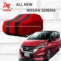 Body Cover / Sarung Mobil / Cover Mobil ALL NEW NISSAN SERENA