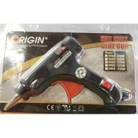 Mesin Lem Tembak / Hot Melt Glue Gun kecil merk XRUI 20 W