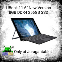 Chuwi UBook 11.6 8/256GB SSD + Docking Keyboard Magnetic Original