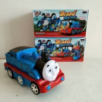 Mainan Mobil transformer Train go Go Thomas And Friends