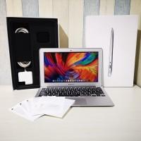 Macbook Air 2015 MJVM2 Core i5 Ram 4GB SSD 128GB not 2017