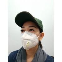 Masker N95 Anti Virus / Anti Polusi Dengan Filter Karbon Aktif