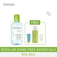 Bioderma Sebium H2O Micellar Water - Regular Shine Free Essentials