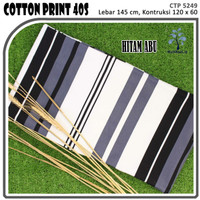 MUKA IG bahan kain cotton katun kemeja murah per 50 yard cat 14