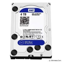 Hdd PC WD BLUE 4TB - WD40EZRZ
