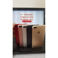 iPhone 7 Plus 128Gb Second Ex Inter Black Matte/ Silver/ Rose/ Gold - gold