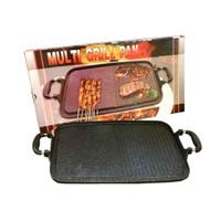 MULTI GRILL pan Alat Panggang Daging serbaguna