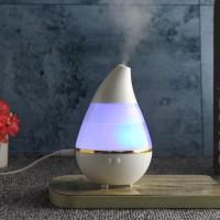 Humidifier HUMI H121 Ultrasonic Air Diffuser Aromaterapi LED 7 Warna