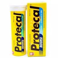 PROTECAL DEFENSE Tube isi 10 Vitamin C VitaminC Kalsium Vit C Tulang