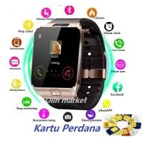 jam tangan hp anak smart watch smartwatch DZ09 / U9