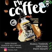 Liquid Mr Coffee Cheesecake with Topping Coffee Caramel | MrCoffee