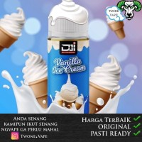 Liquid DJI Vanilla Ice Cream - 100% Authentic Liquid DJI