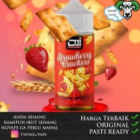 Liquid DJI Strawberry Crackers - 100% Authentic Liquid DJI