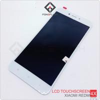 LCD TOUCHSCREEN TS LAYAR HP FULLSET SCREEN XIOMI XIAOMI REDMI 4X MI4X - Kuning