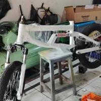BMX Cub Monoshock mesin Supra