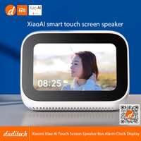 (duditech) Xiaomi Xiao Ai Touch Screen Speaker Box Alarm Clock Display