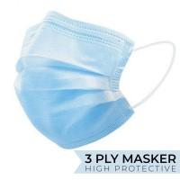 Masker Kesehatan Earloop 1pack isi 50