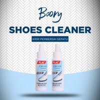Krim Pembersih Sepatu Putih Merk PLAC - Shoes Cleaner Polish