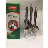 Kitchen Set Tool Stainless Steel Set Of 7pcs