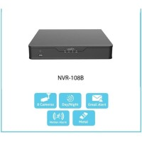Network Video Recorder Uniarch 8 Channel 2MP NVR 108B by Uniview