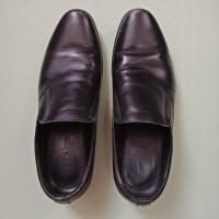 Sepatu Pantofel Pria ANDREW Fantopel Hitam Kerja Kantor Fantofel Cowok