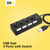 USB Hub Switch 4 Port