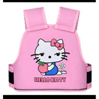 Sabuk / Belt Pengaman Bonceng Motor untuk Anak | Safety Belt - hello kitty
