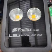 Lampu sorot Flood Light 20 x 50 Watt, LED, Fullux, Color : Warm White