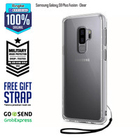 Ringke Samsung Galaxy S9 plus Fusion - Clear Clear Softcase Military