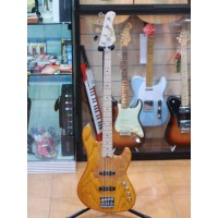 Cort GB74JJ Single Coil 4 String Original - Bass Elektrik 4 Senar