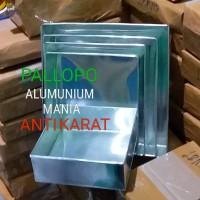 Loyang Kue Bolu Brownies Kotak Spesial Anti Karat /1 Set 5Pcs